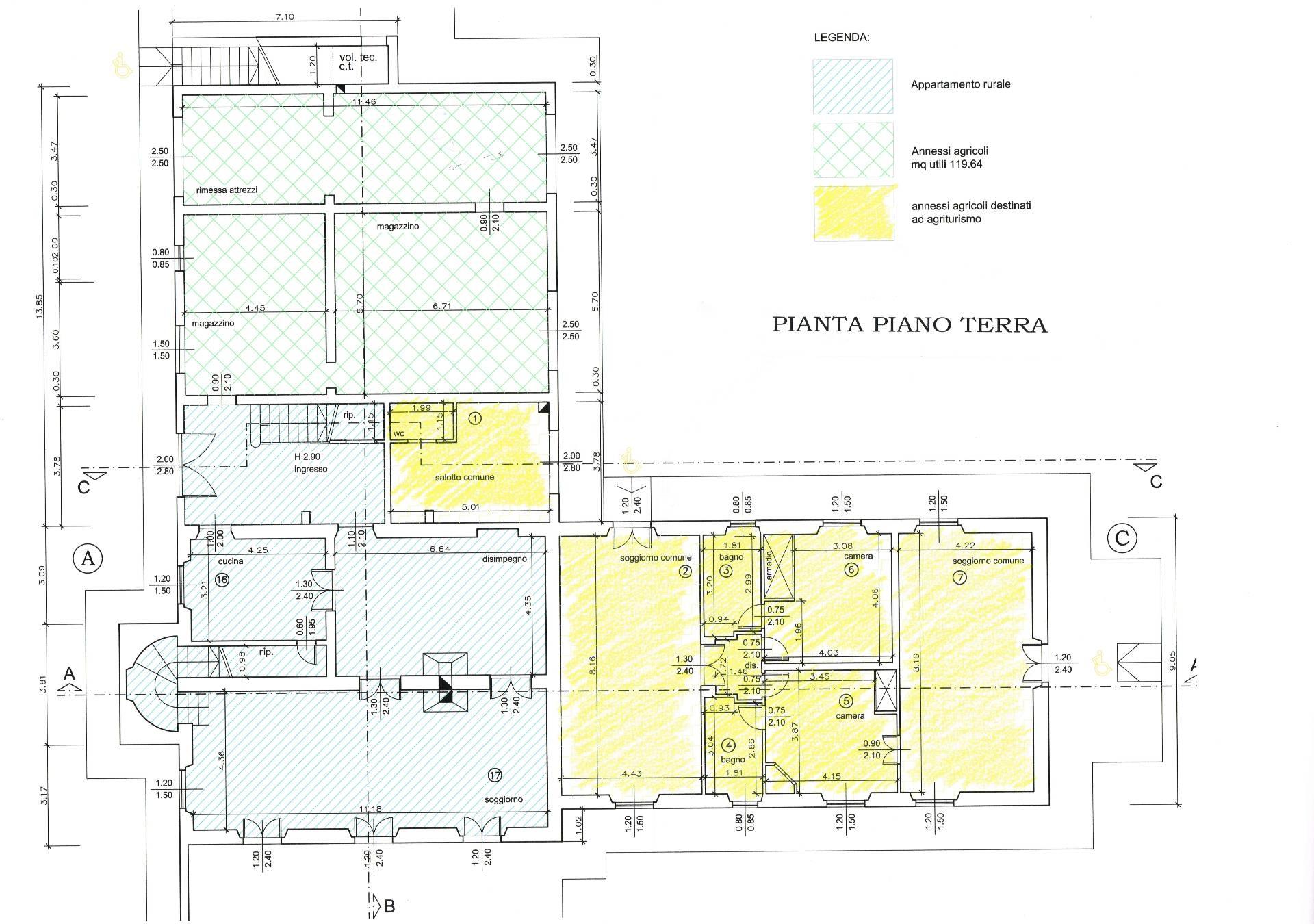 Villa in Vendita a Orbetello: 5 locali, 792 mq - Foto 11
