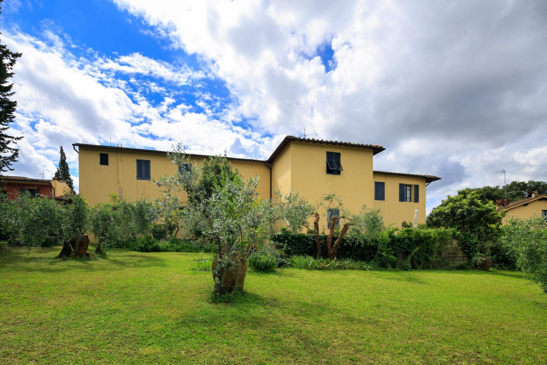 Villa in Affitto a Firenze Semicentro Ovest:  5 locali, 600 mq  - Foto 1