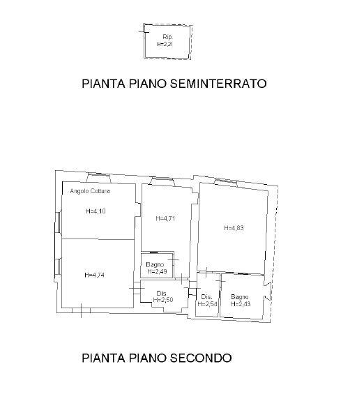 Appartamento in Vendita a Lucca: 5 locali, 130 mq - Foto 21