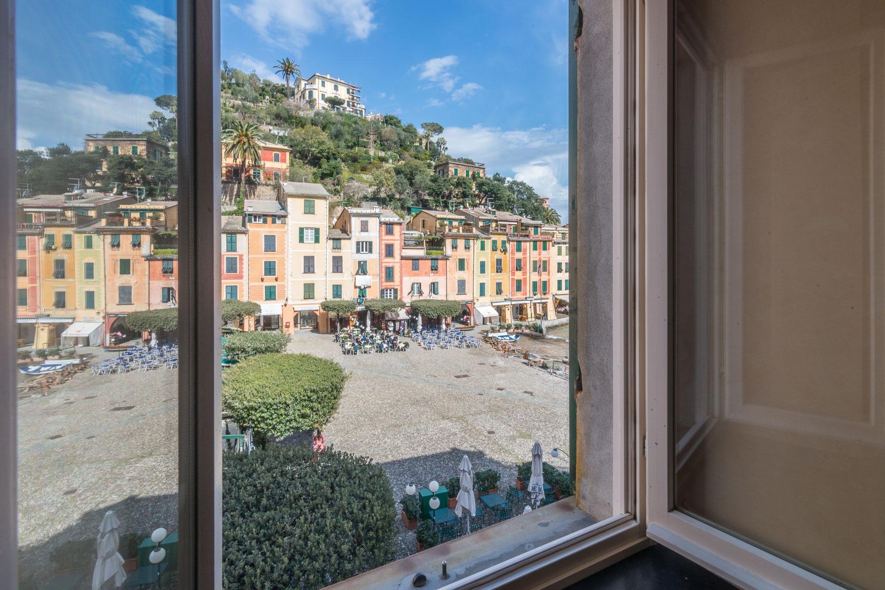 Appartamento in Vendita a Portofino piazza martiri dell'olivetta