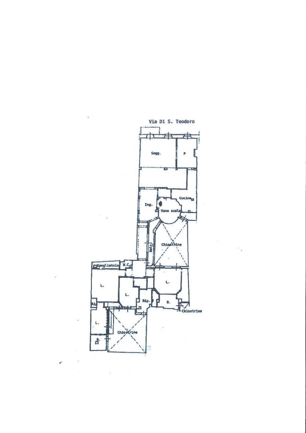 Appartamento in Vendita a Roma: 5 locali, 300 mq - Foto 29