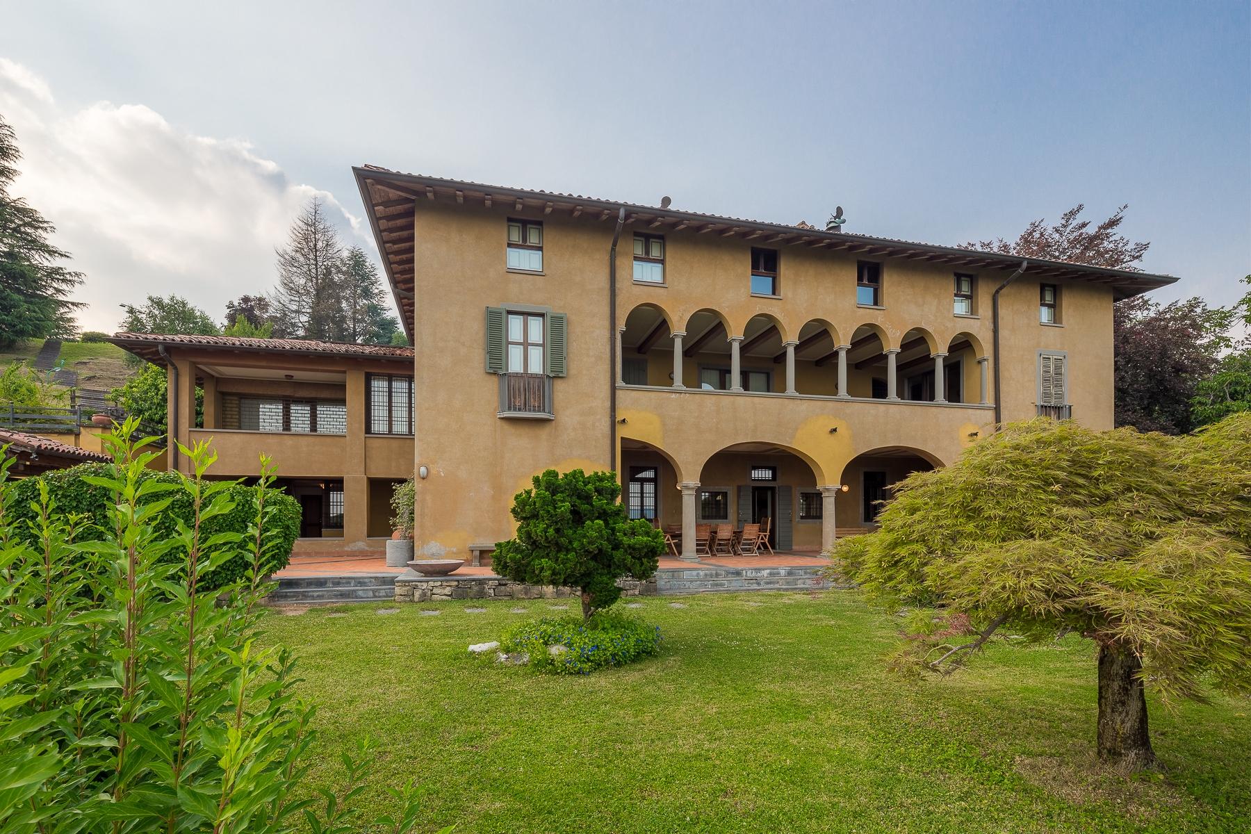 Villa in Vendita a Cenate Sotto: 5 locali, 1600 mq - Foto 2