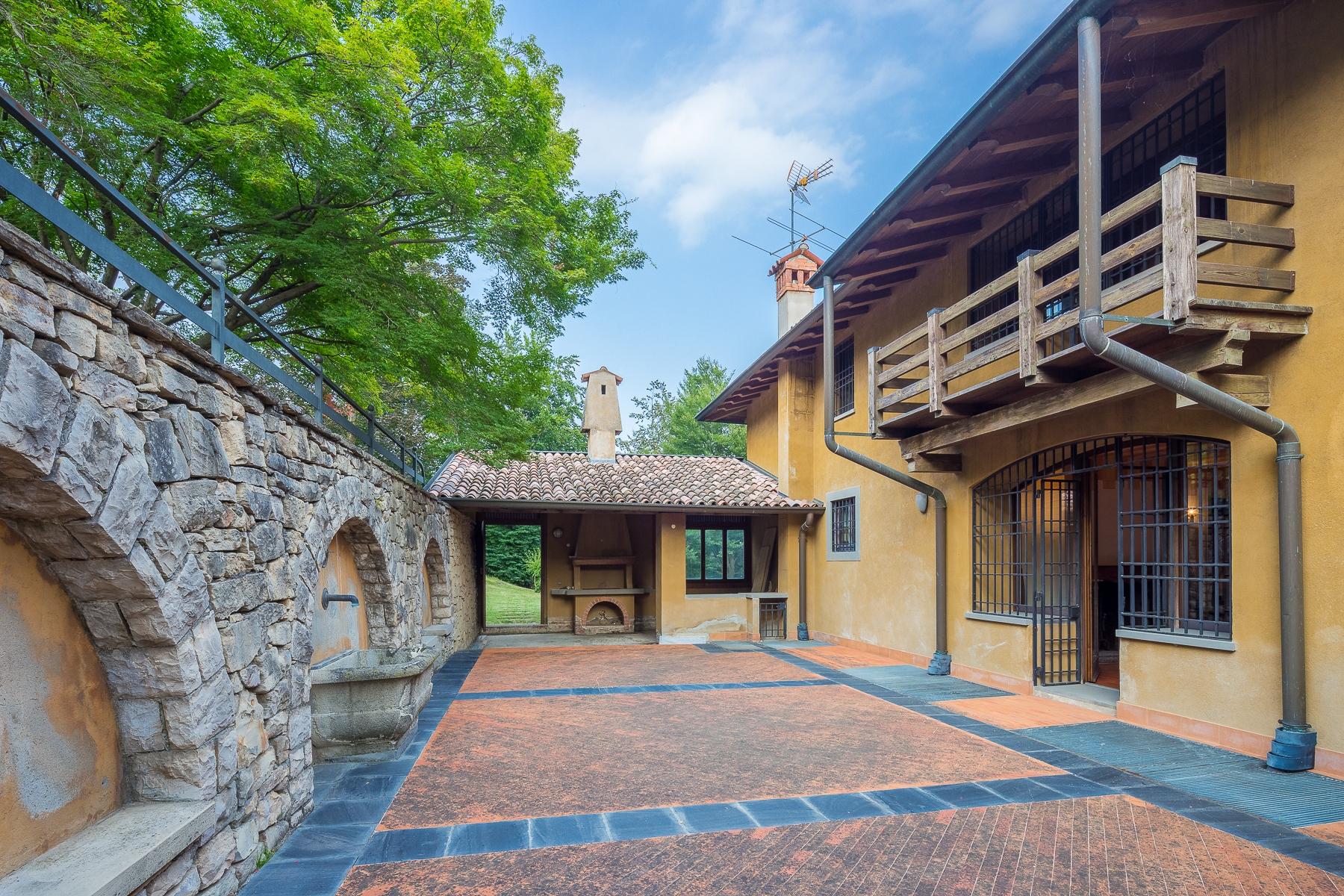 Villa in Vendita a Cenate Sotto: 5 locali, 1600 mq - Foto 22