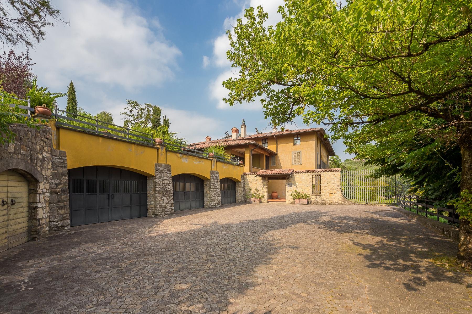 Villa in Vendita a Cenate Sotto: 5 locali, 1600 mq - Foto 24