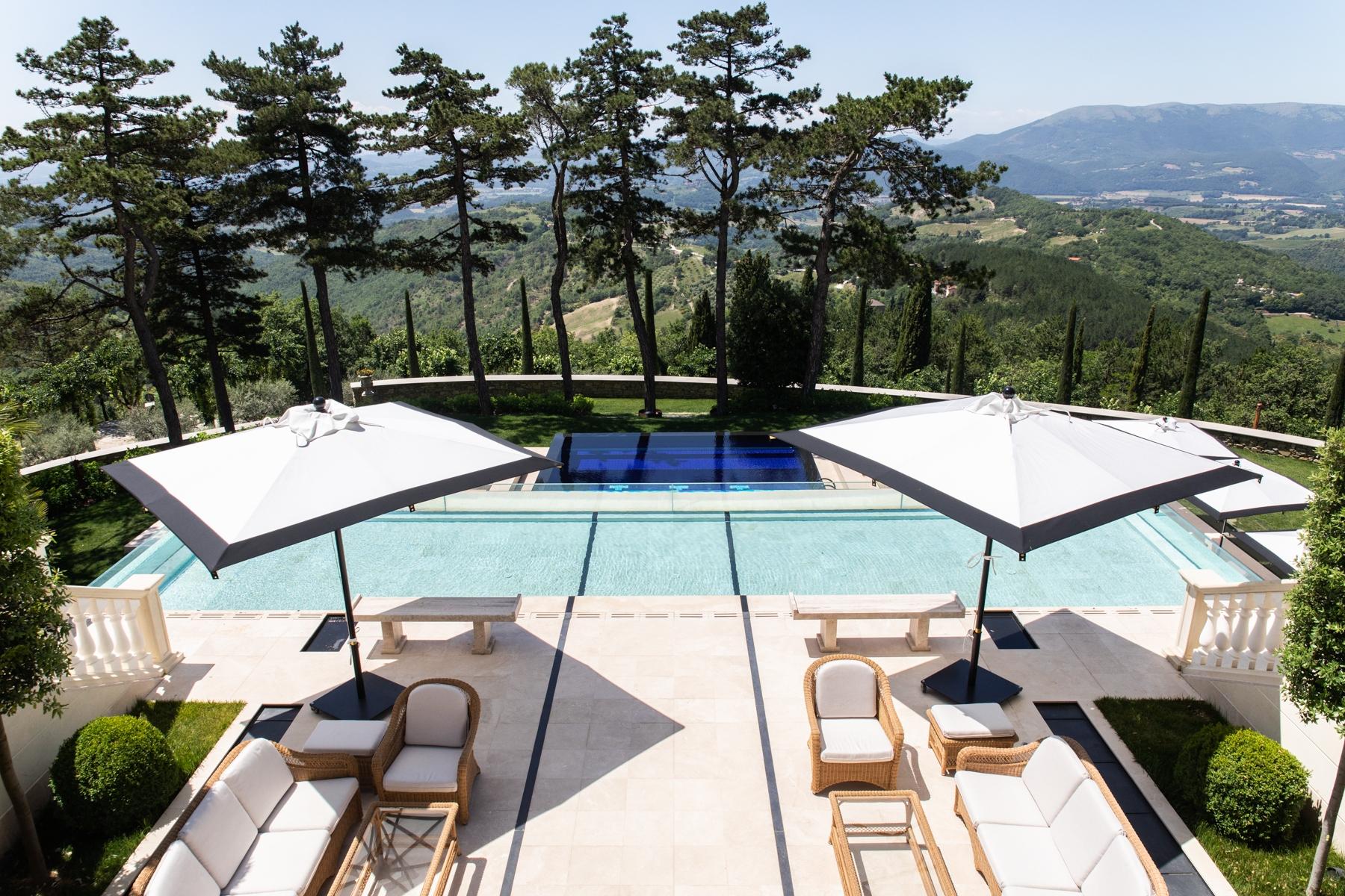 Villa in Vendita a Gubbio: 5 locali, 1200 mq - Foto 19