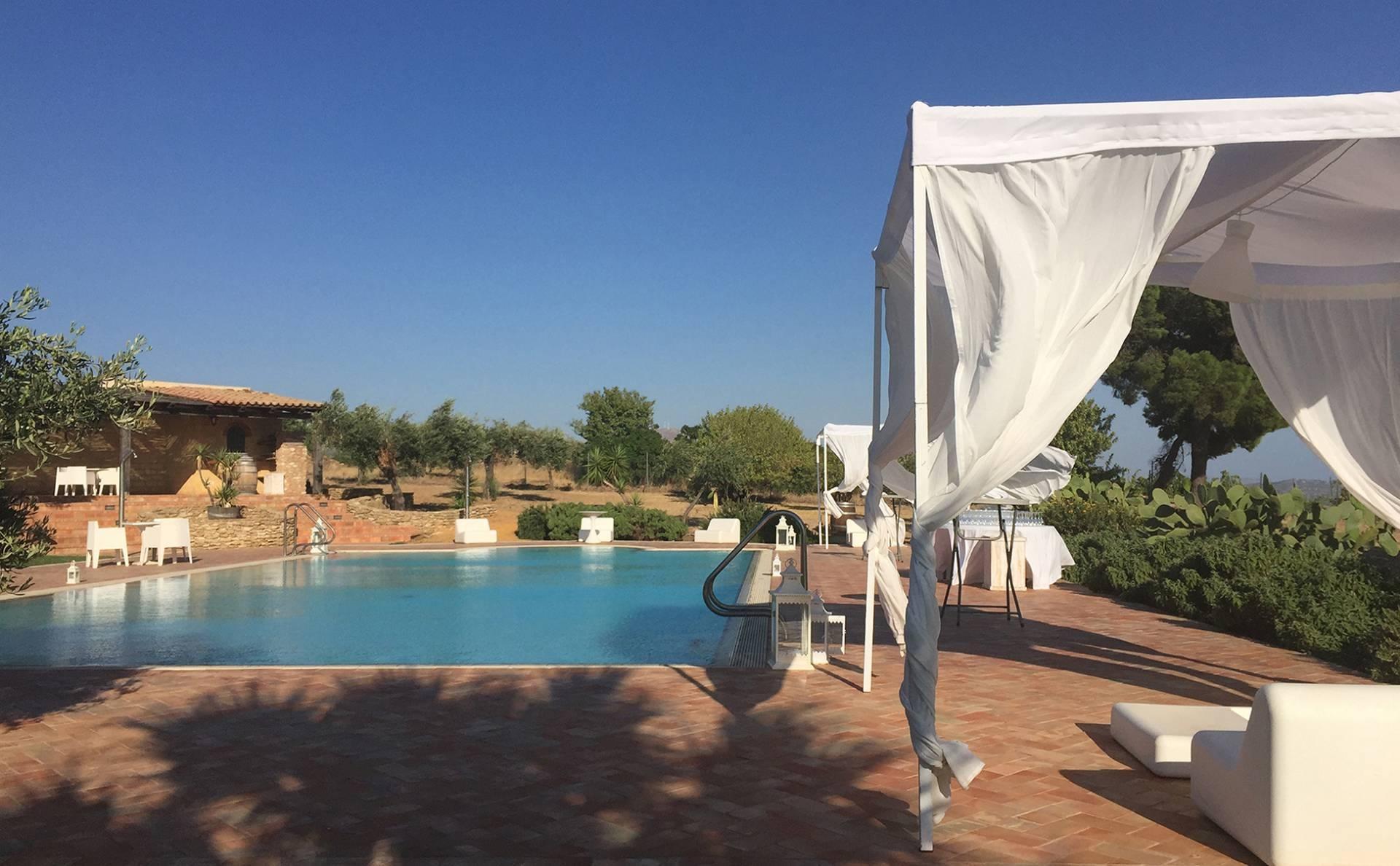 Villa in Vendita a Menfi: 5 locali, 4400 mq - Foto 8