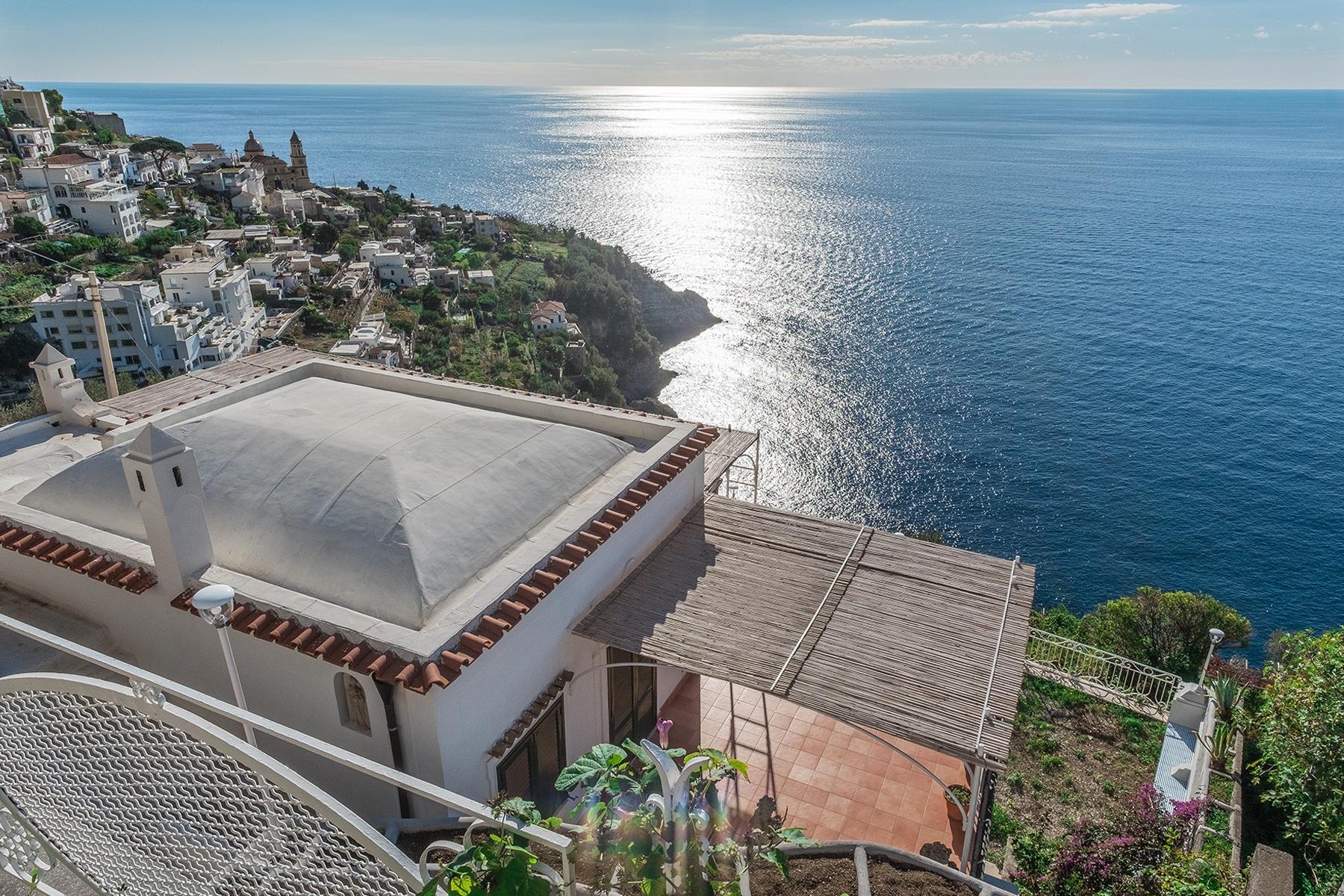 Villa in Vendita a Praiano: 5 locali, 250 mq - Foto 4