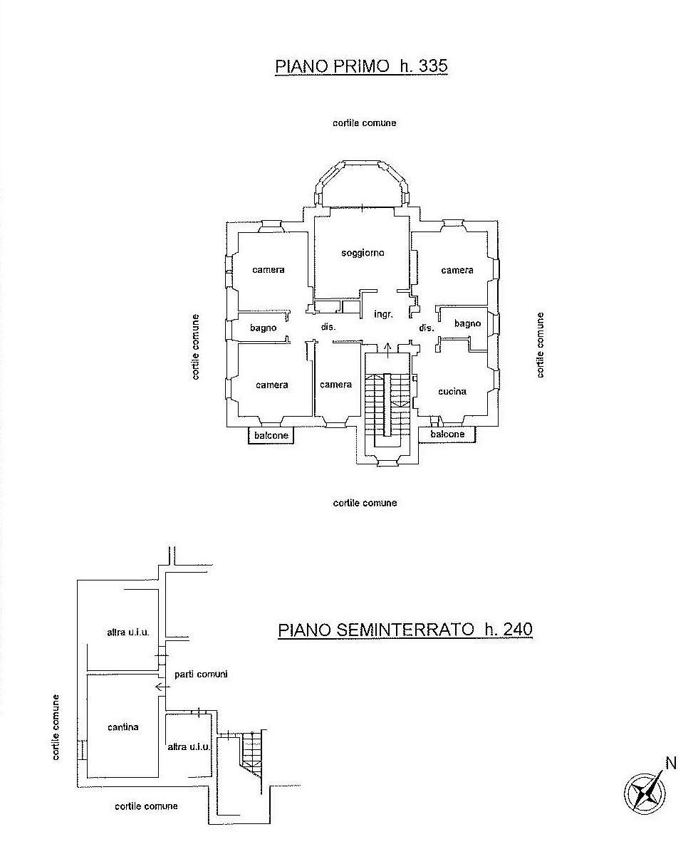 Villa in Vendita a Torino: 5 locali, 650 mq - Foto 22