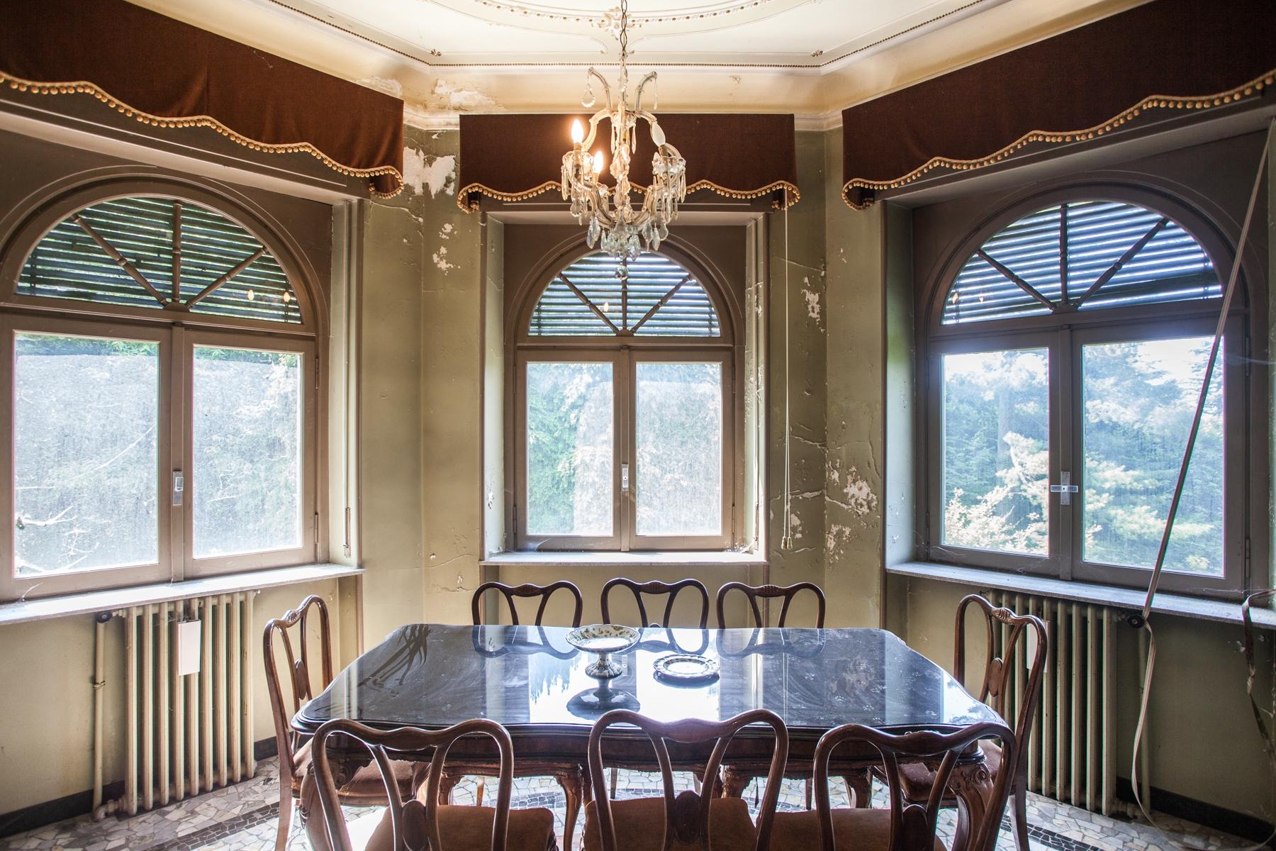 Villa in Vendita a Brunate: 5 locali, 1000 mq - Foto 3