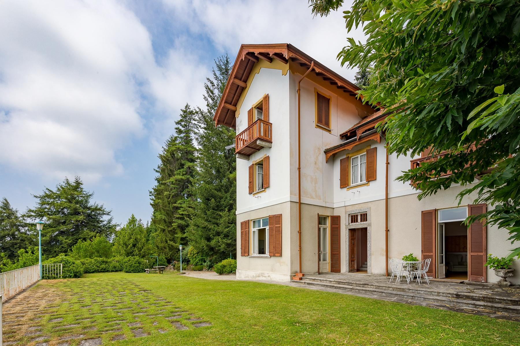 Villa in Vendita a Premeno: 5 locali, 480 mq