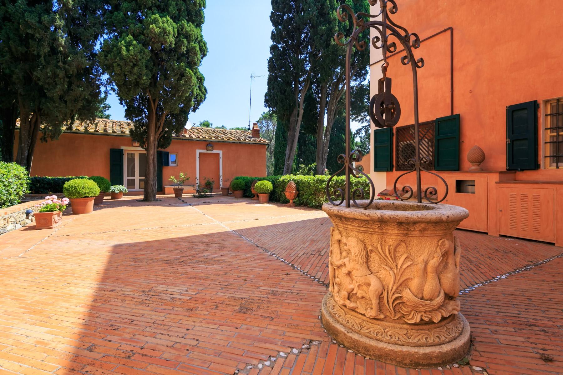 Villa in Vendita a Campiglia Marittima: 5 locali, 1100 mq - Foto 3