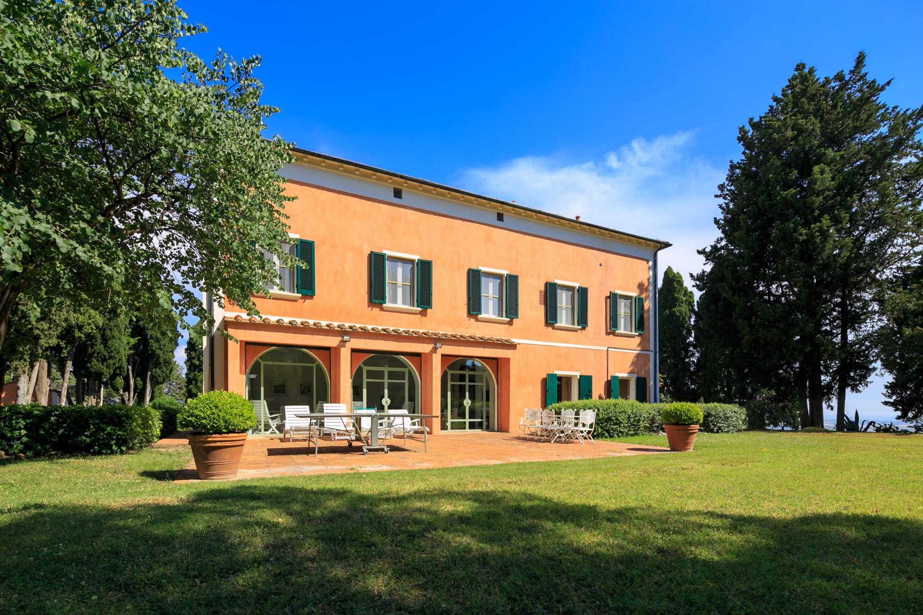 Villa in Vendita a Campiglia Marittima: 5 locali, 1100 mq - Foto 20