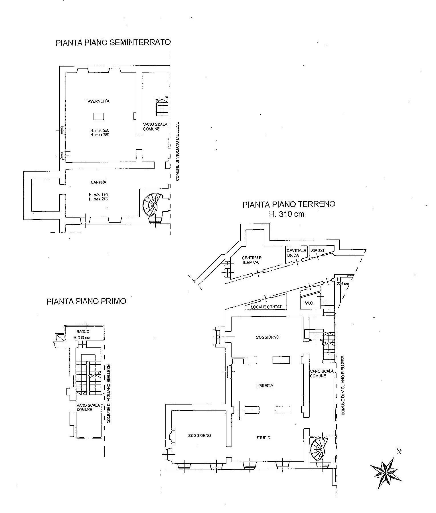 Villa in Vendita a Biella: 5 locali, 2500 mq - Foto 24