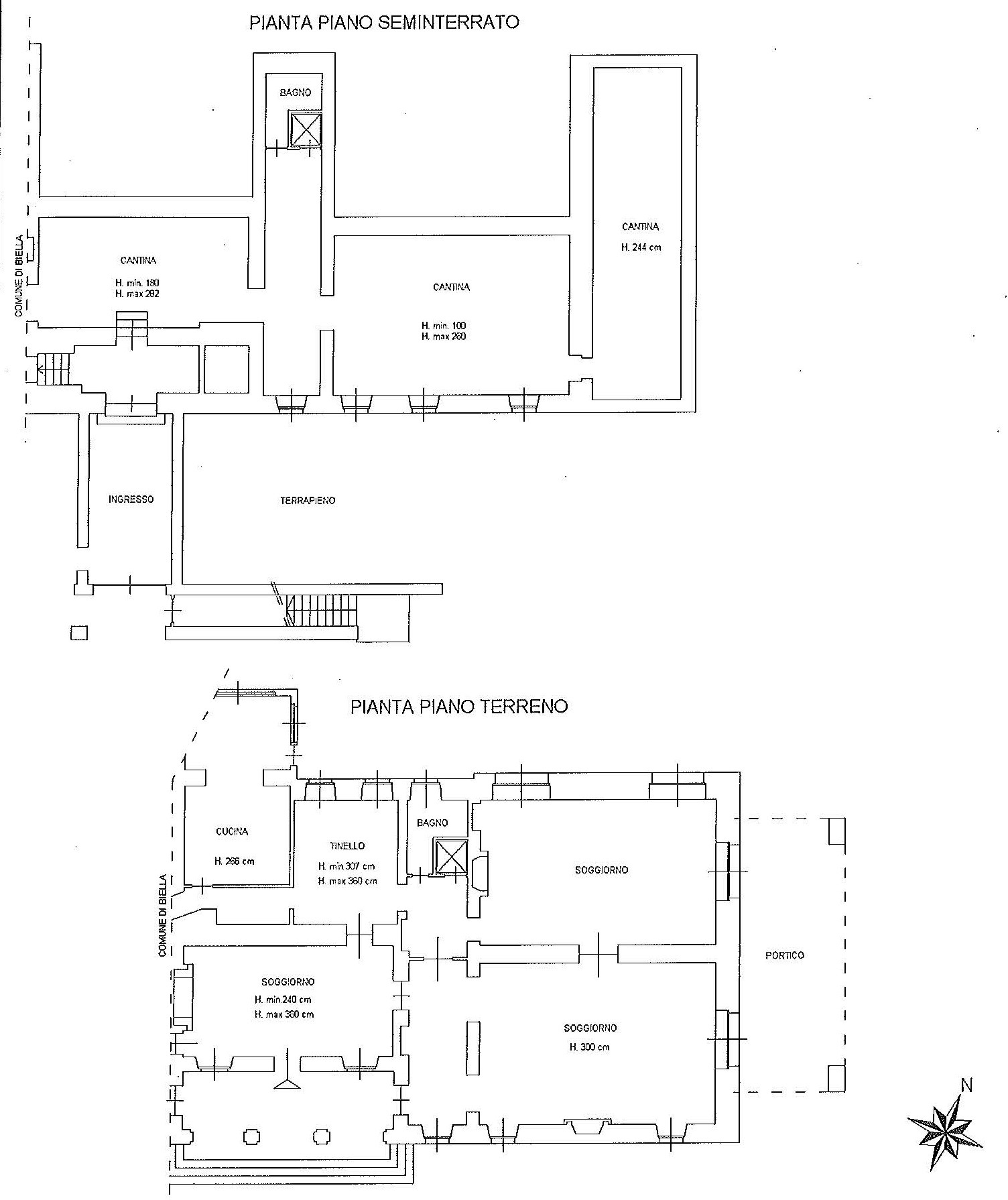 Villa in Vendita a Biella: 5 locali, 2500 mq - Foto 27