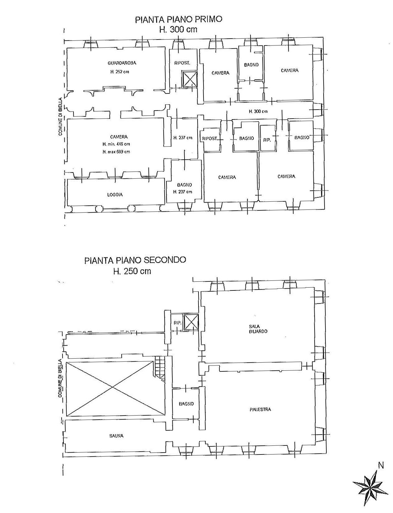 Villa in Vendita a Biella: 5 locali, 2500 mq - Foto 28