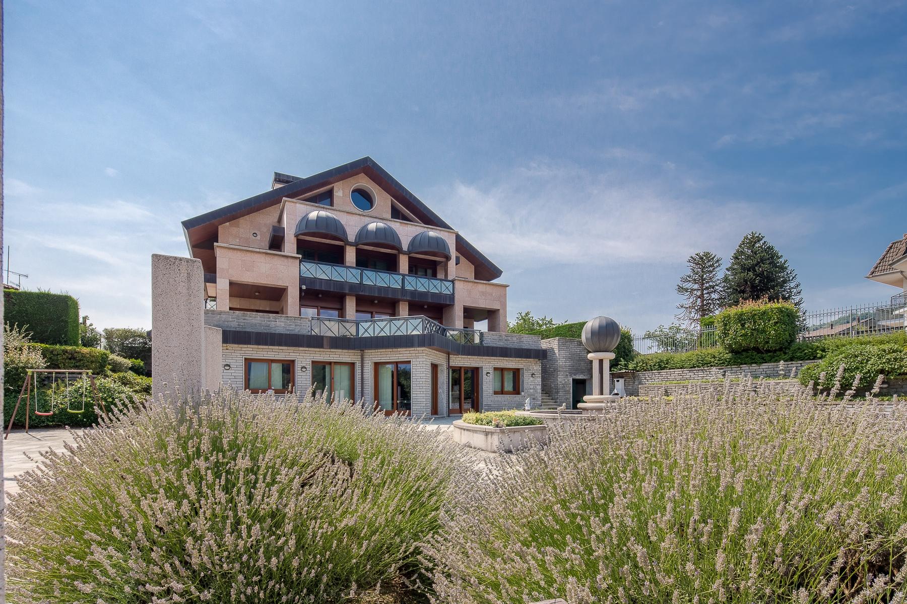 Villa in Vendita a San Maurizio D'Opaglio: 5 locali, 970 mq - Foto 3