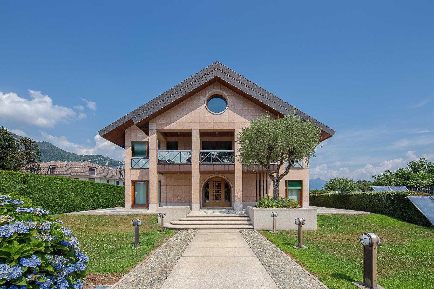 Villa in Vendita a San Maurizio D'Opaglio: 5 locali, 970 mq - Foto 27