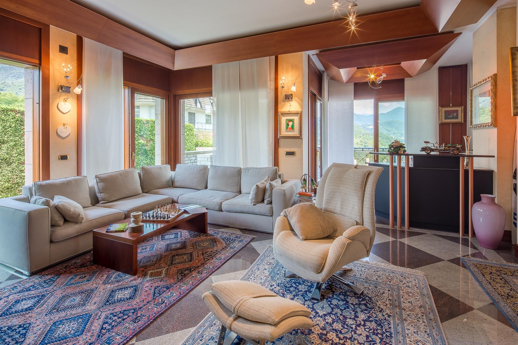 Villa in Vendita a San Maurizio D'Opaglio: 5 locali, 970 mq - Foto 9