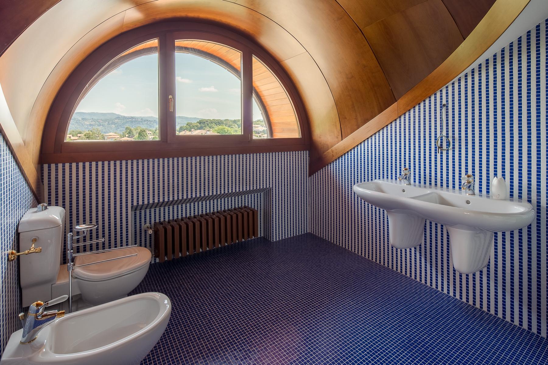 Villa in Vendita a San Maurizio D'Opaglio: 5 locali, 970 mq - Foto 25