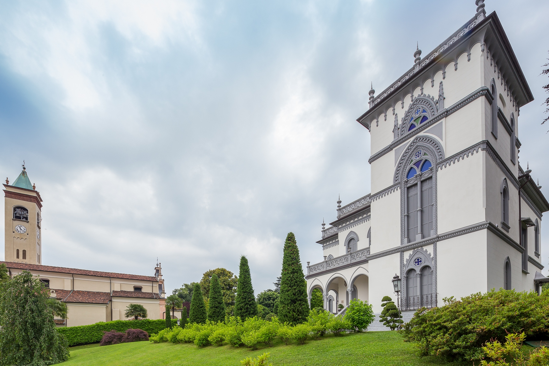 Villa in Vendita a Lesa: 5 locali, 1180 mq - Foto 18