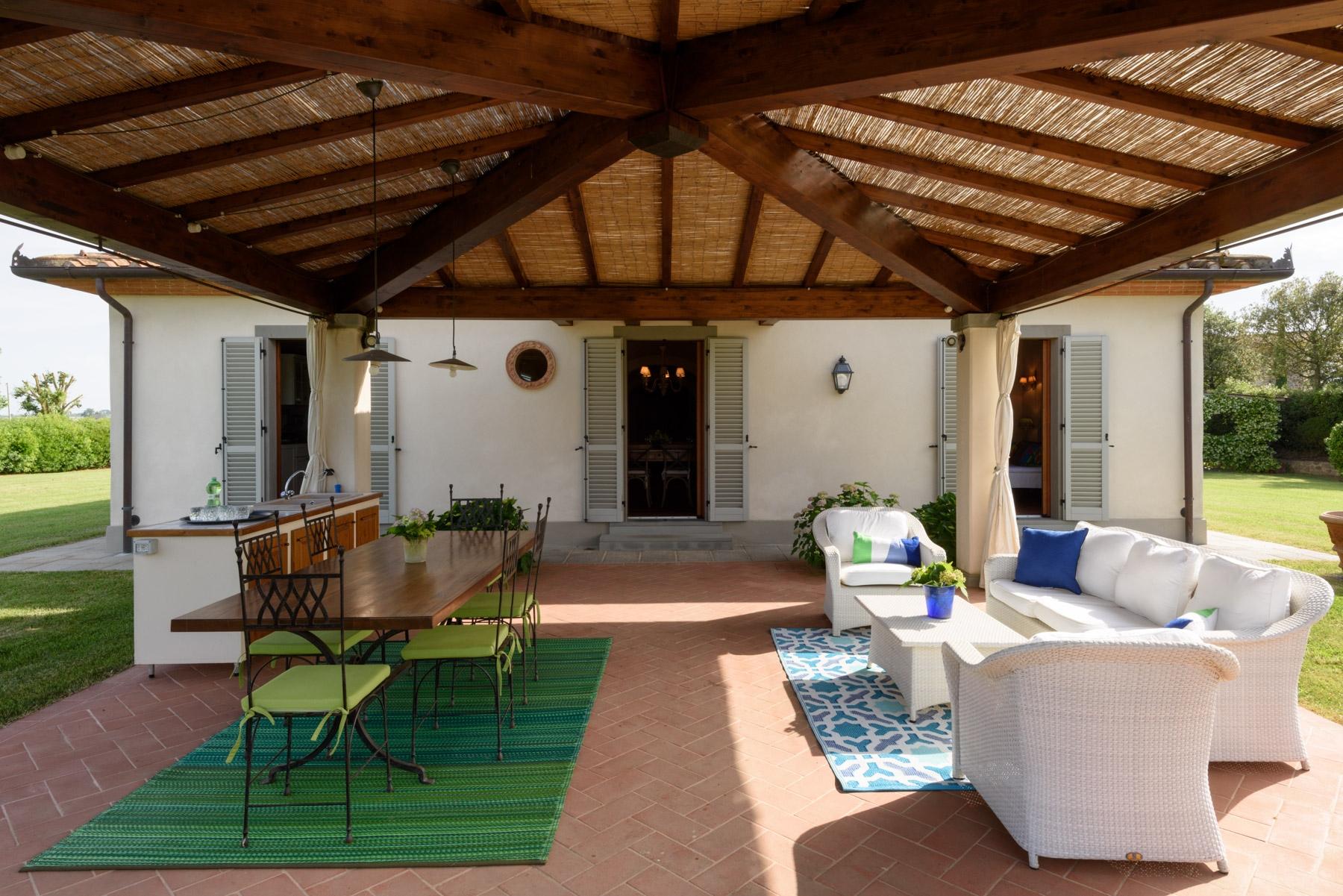 Villa in Vendita a Cortona: 5 locali, 246 mq - Foto 5