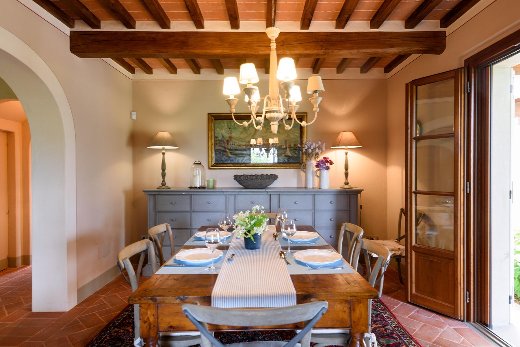 Villa in Vendita a Cortona: 5 locali, 246 mq - Foto 3