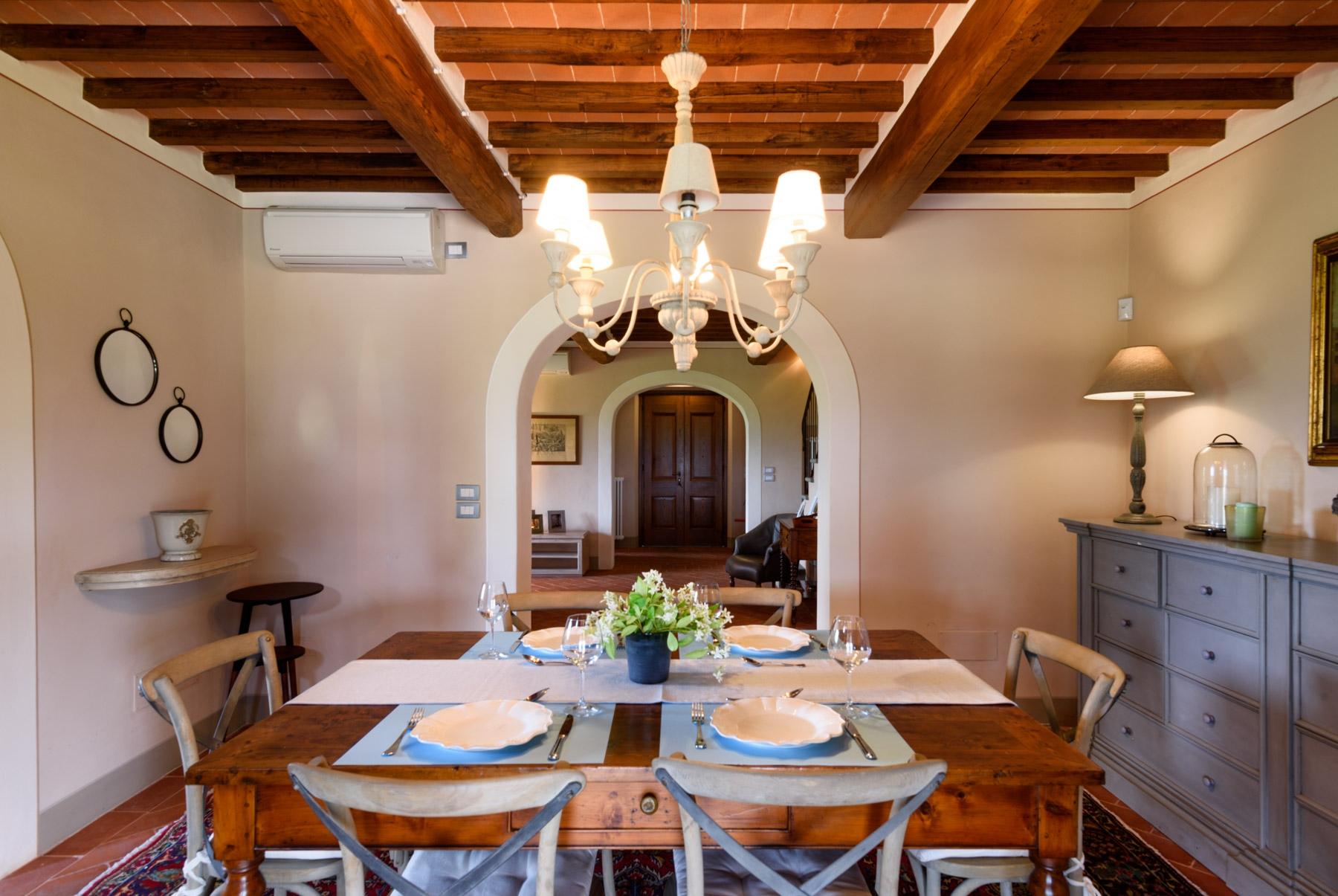 Villa in Vendita a Cortona: 5 locali, 246 mq - Foto 4