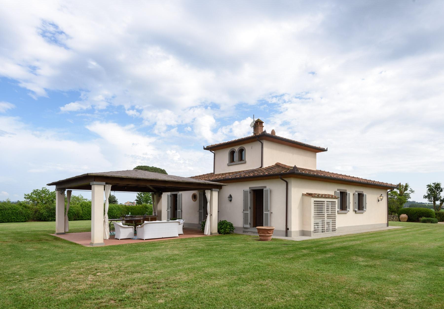 Villa in Vendita a Cortona: 5 locali, 246 mq - Foto 15