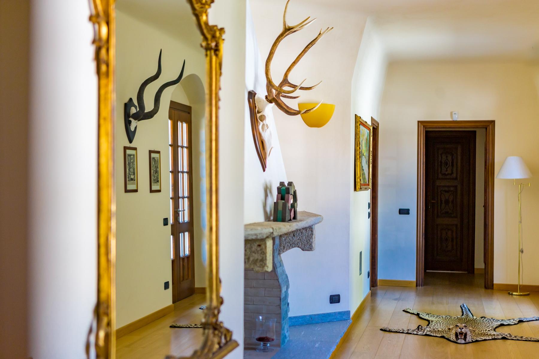 Villa in Vendita a Castelletto Sopra Ticino: 5 locali, 400 mq - Foto 8