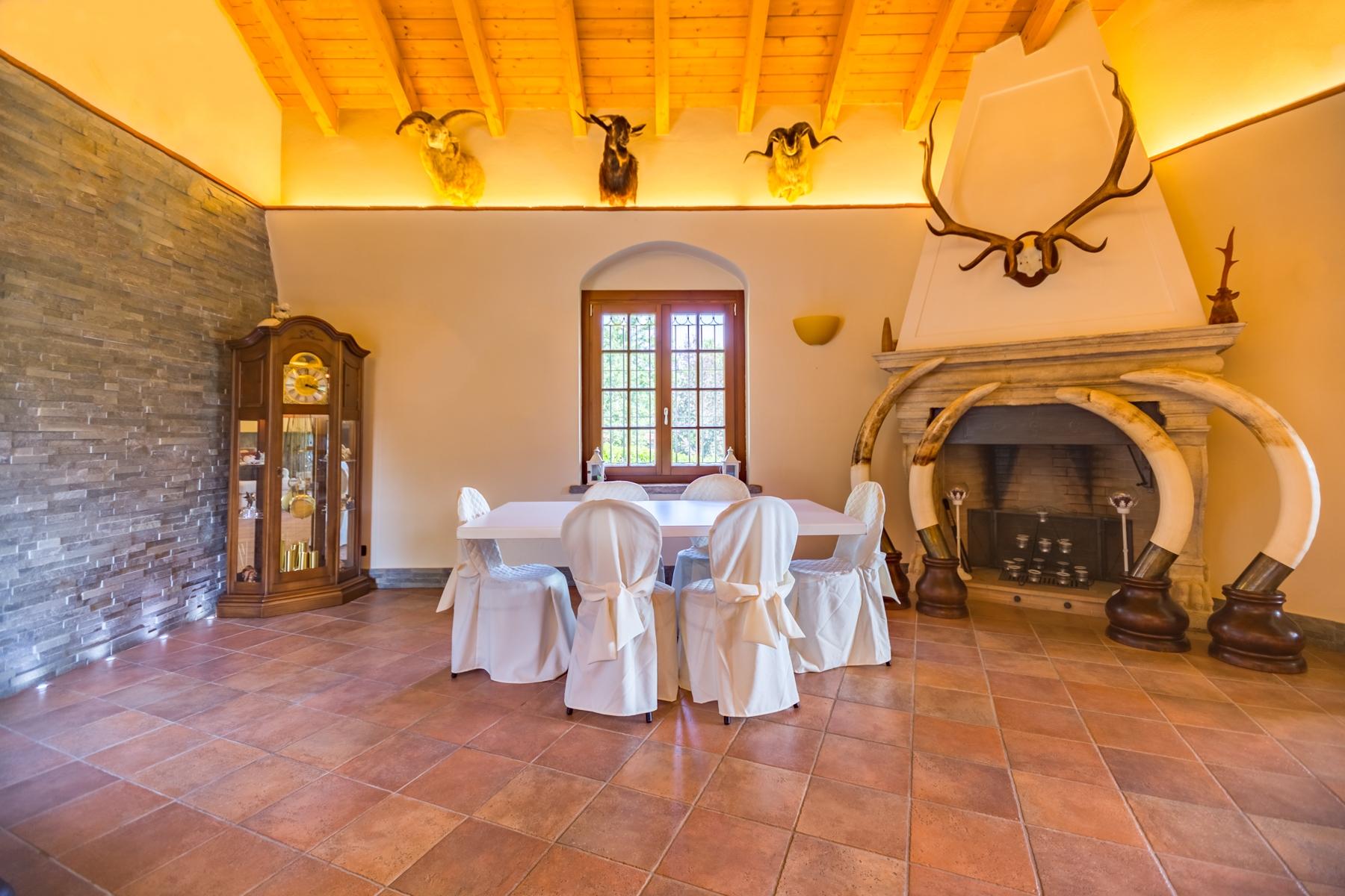Villa in Vendita a Castelletto Sopra Ticino: 5 locali, 400 mq - Foto 7