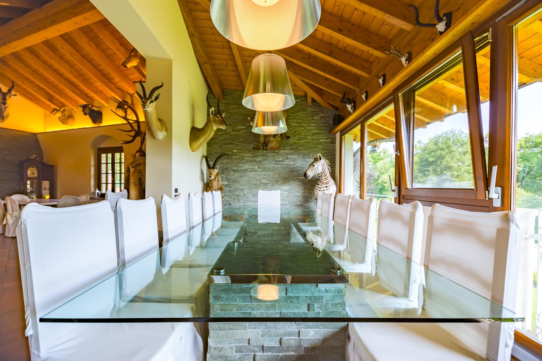 Villa in Vendita a Castelletto Sopra Ticino: 5 locali, 400 mq - Foto 12