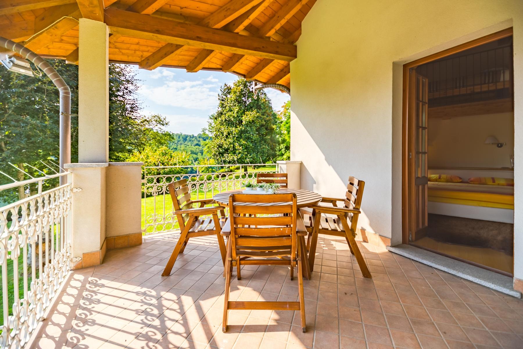 Villa in Vendita a Castelletto Sopra Ticino: 5 locali, 400 mq - Foto 22