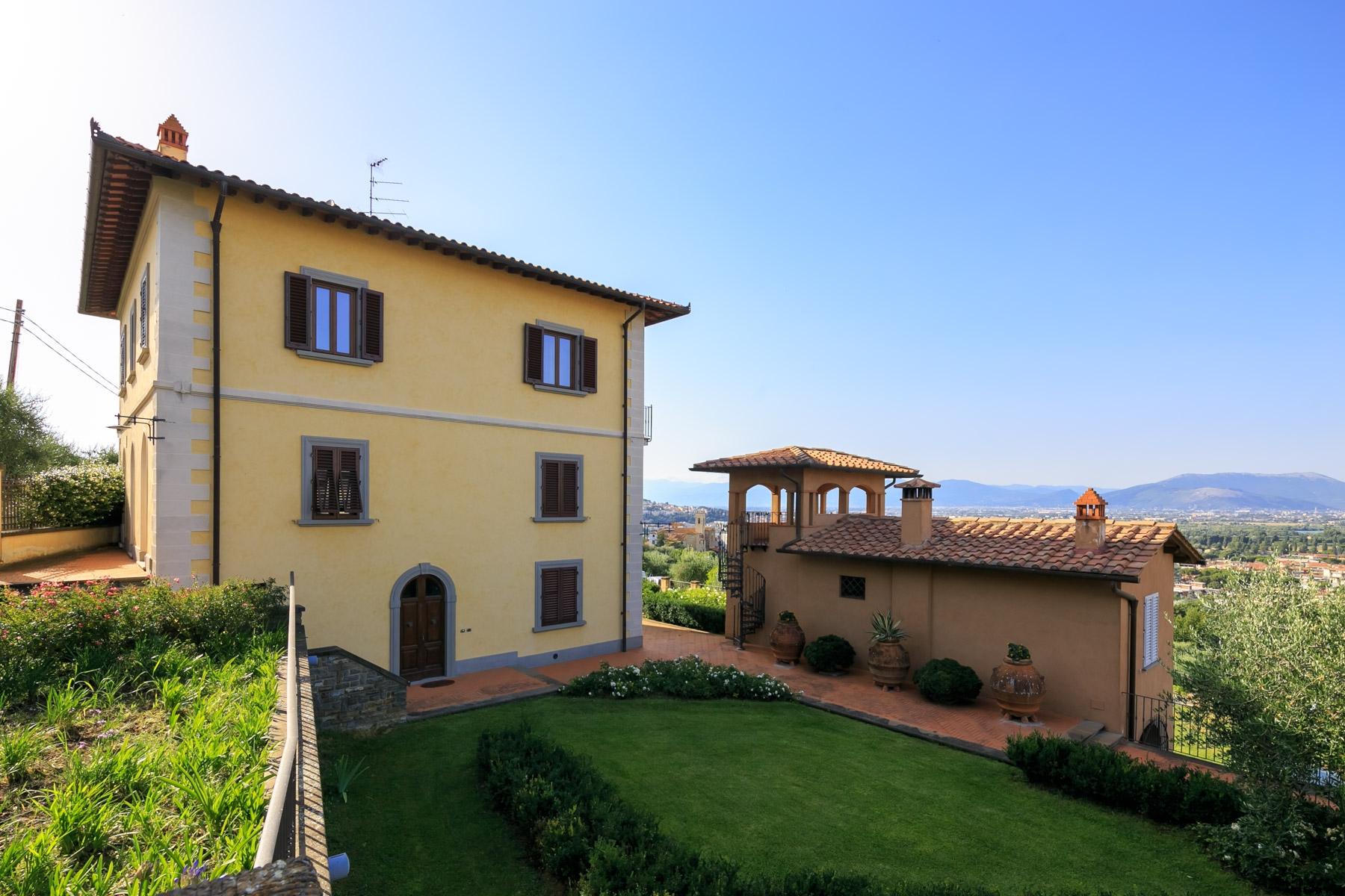 Villa in Vendita a Lastra A Signa: 5 locali, 800 mq - Foto 20