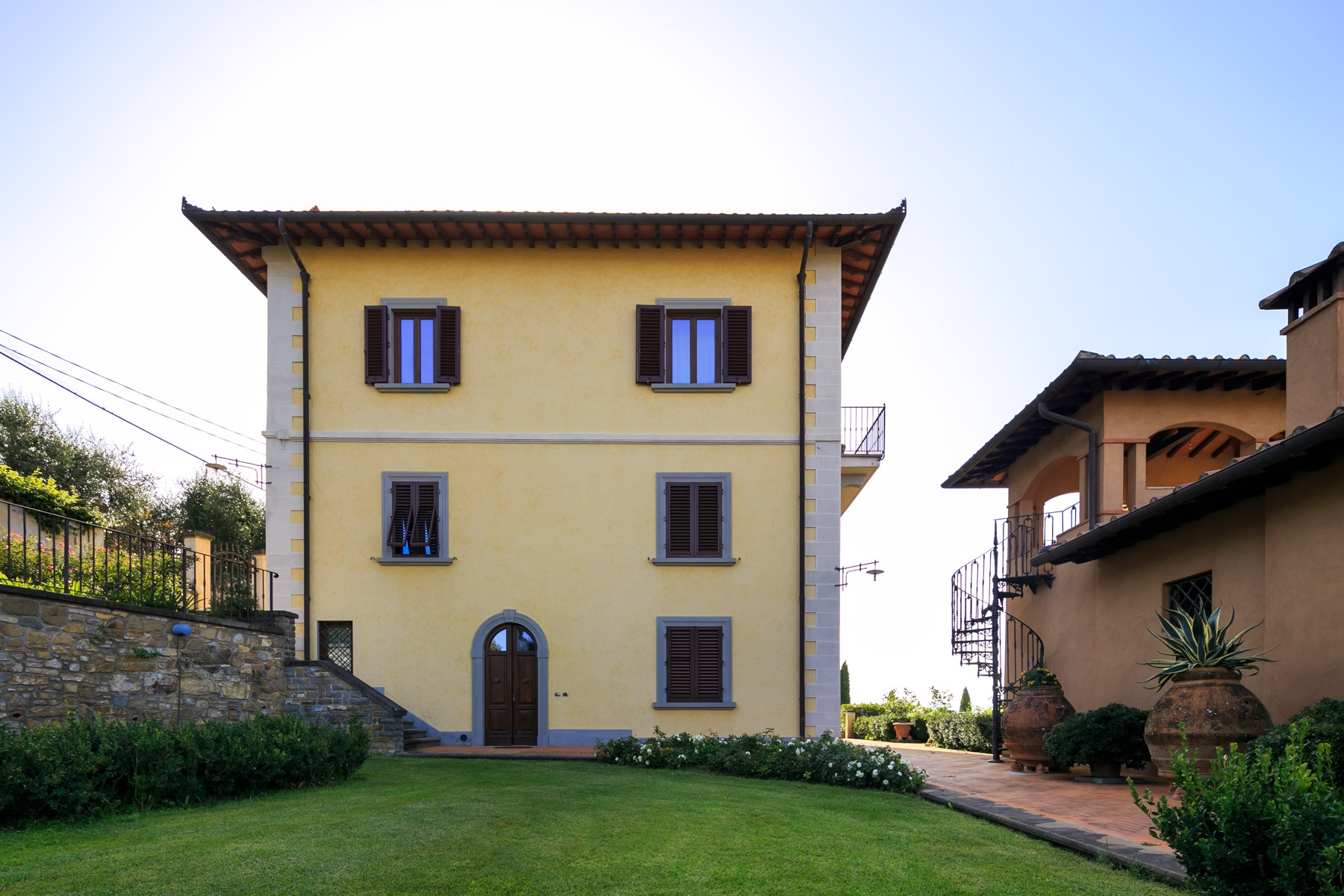 Villa in Vendita a Lastra A Signa: 5 locali, 800 mq - Foto 21
