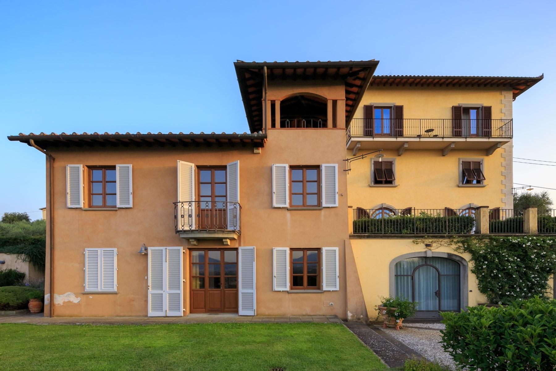 Villa in Vendita a Lastra A Signa: 5 locali, 800 mq - Foto 19