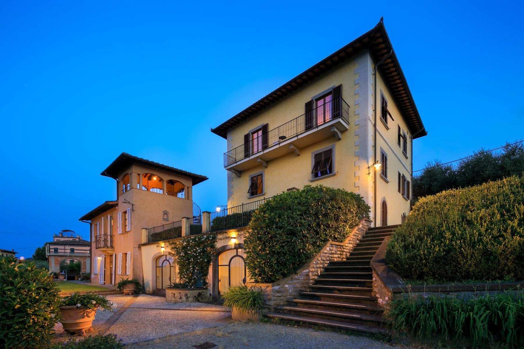 Villa in Vendita a Lastra A Signa: 5 locali, 800 mq - Foto 3
