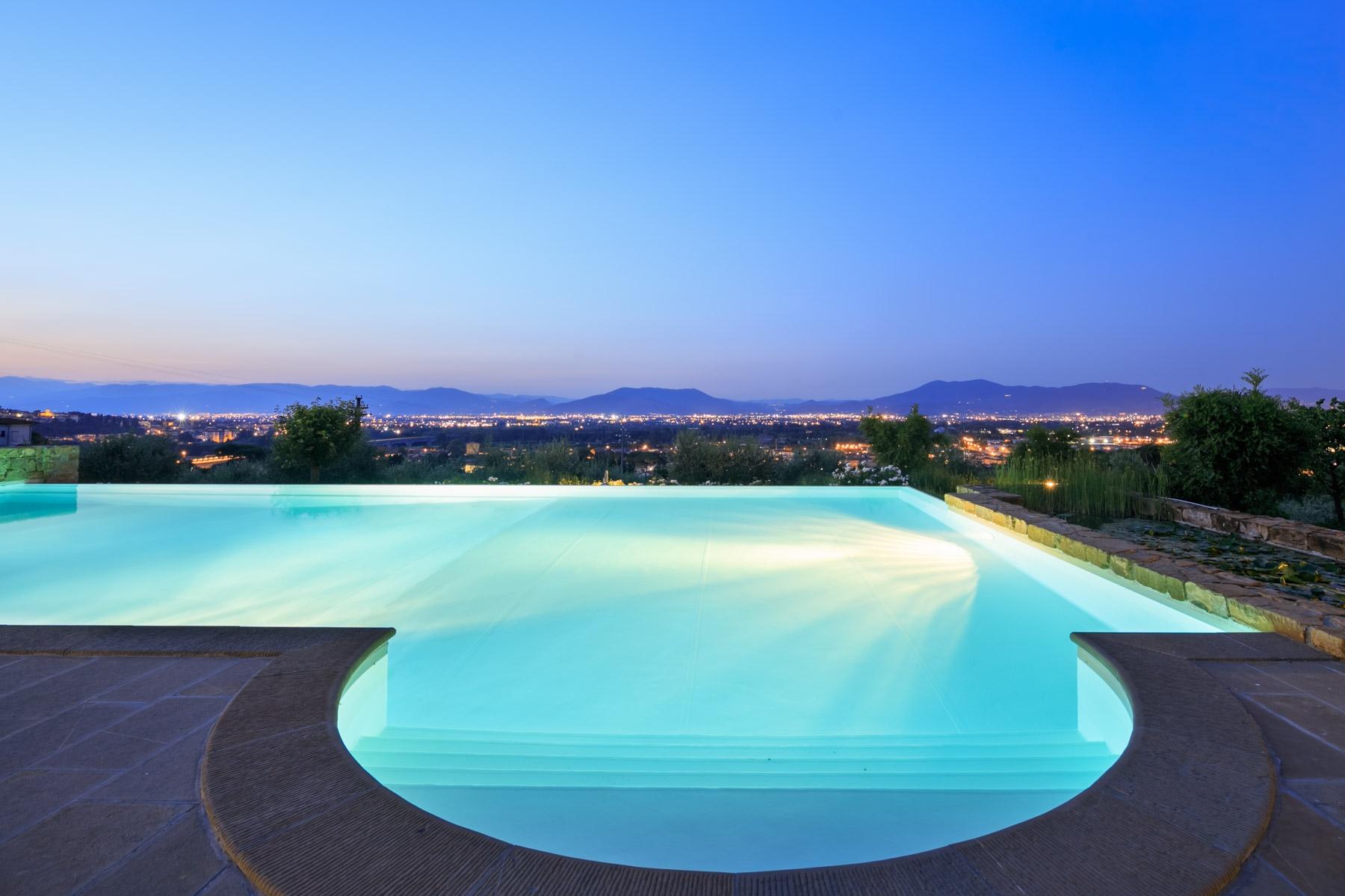 Villa in Vendita a Lastra A Signa: 5 locali, 800 mq - Foto 6