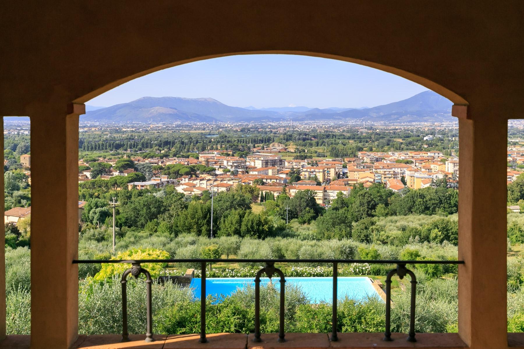 Villa in Vendita a Lastra A Signa: 5 locali, 800 mq - Foto 18