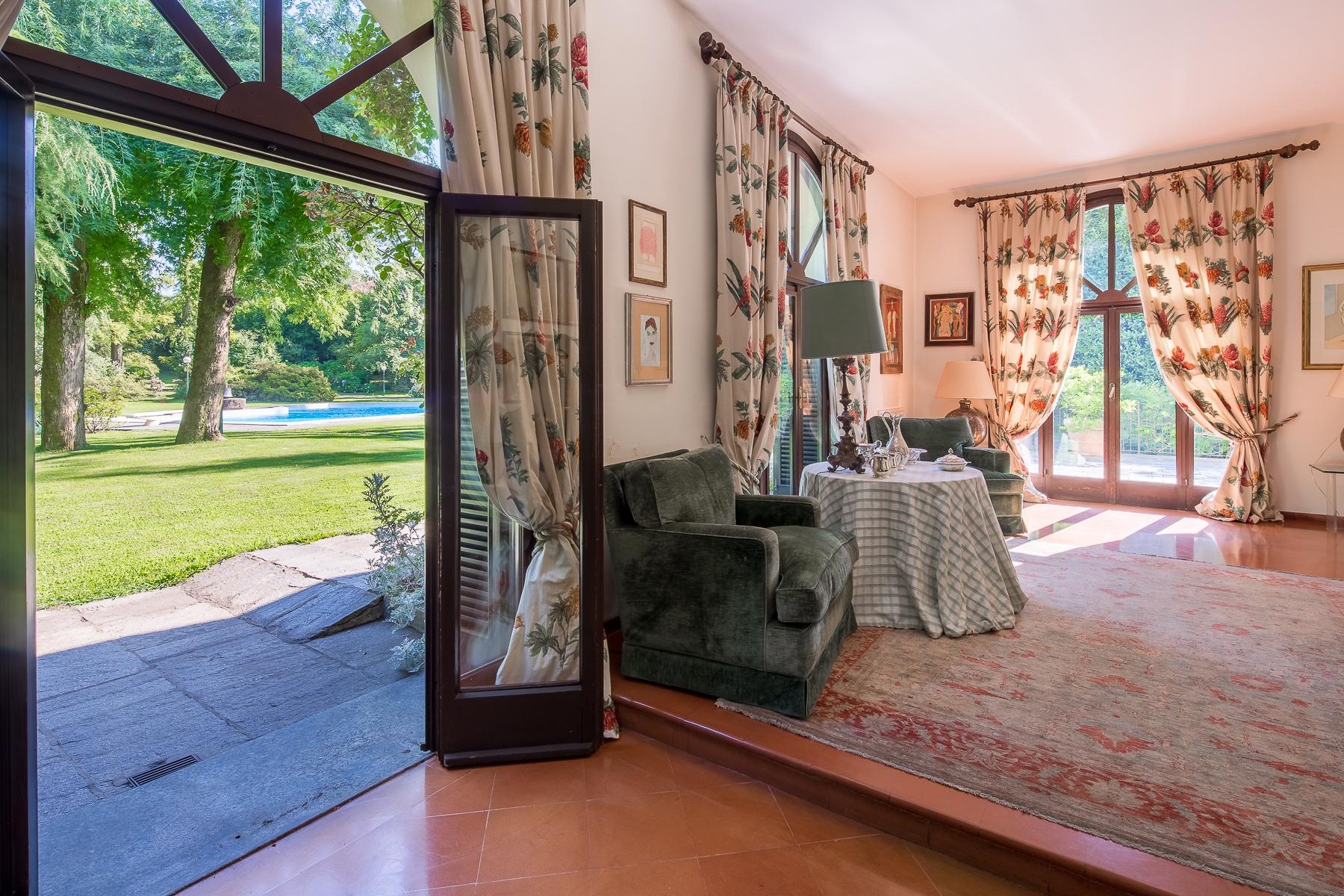 Villa in Vendita a Castelletto Sopra Ticino: 5 locali, 870 mq - Foto 10