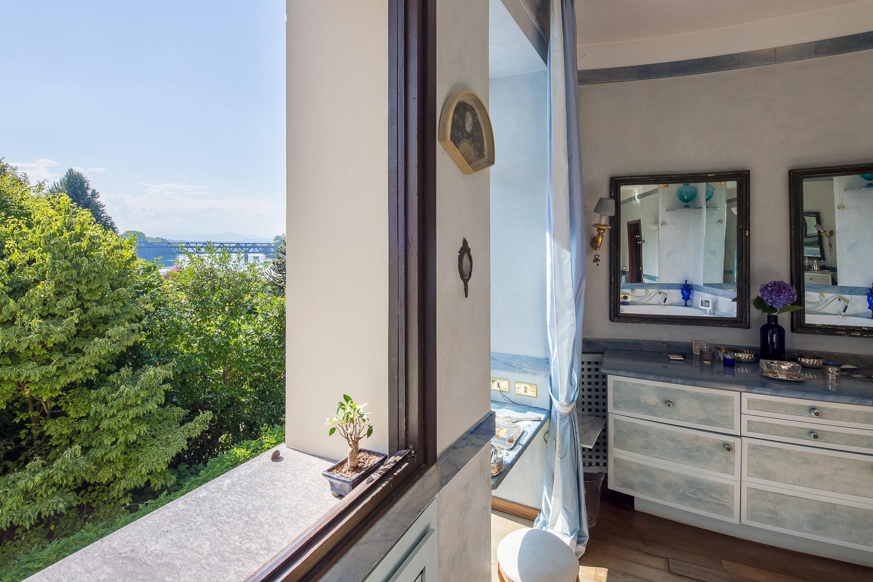 Villa in Vendita a Castelletto Sopra Ticino: 5 locali, 870 mq - Foto 25