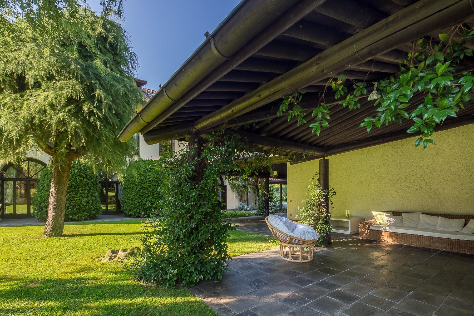 Villa in Vendita a Castelletto Sopra Ticino: 5 locali, 870 mq - Foto 4