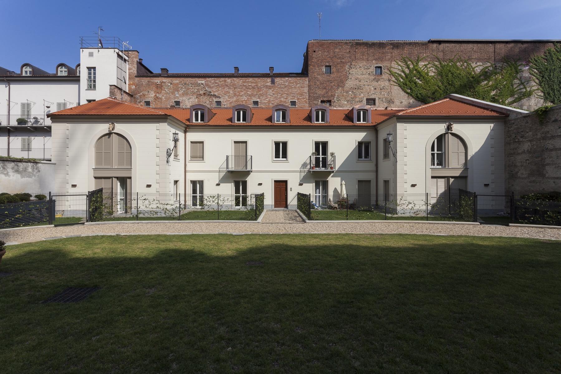 Appartamento in Affitto a Torino via della rocca
