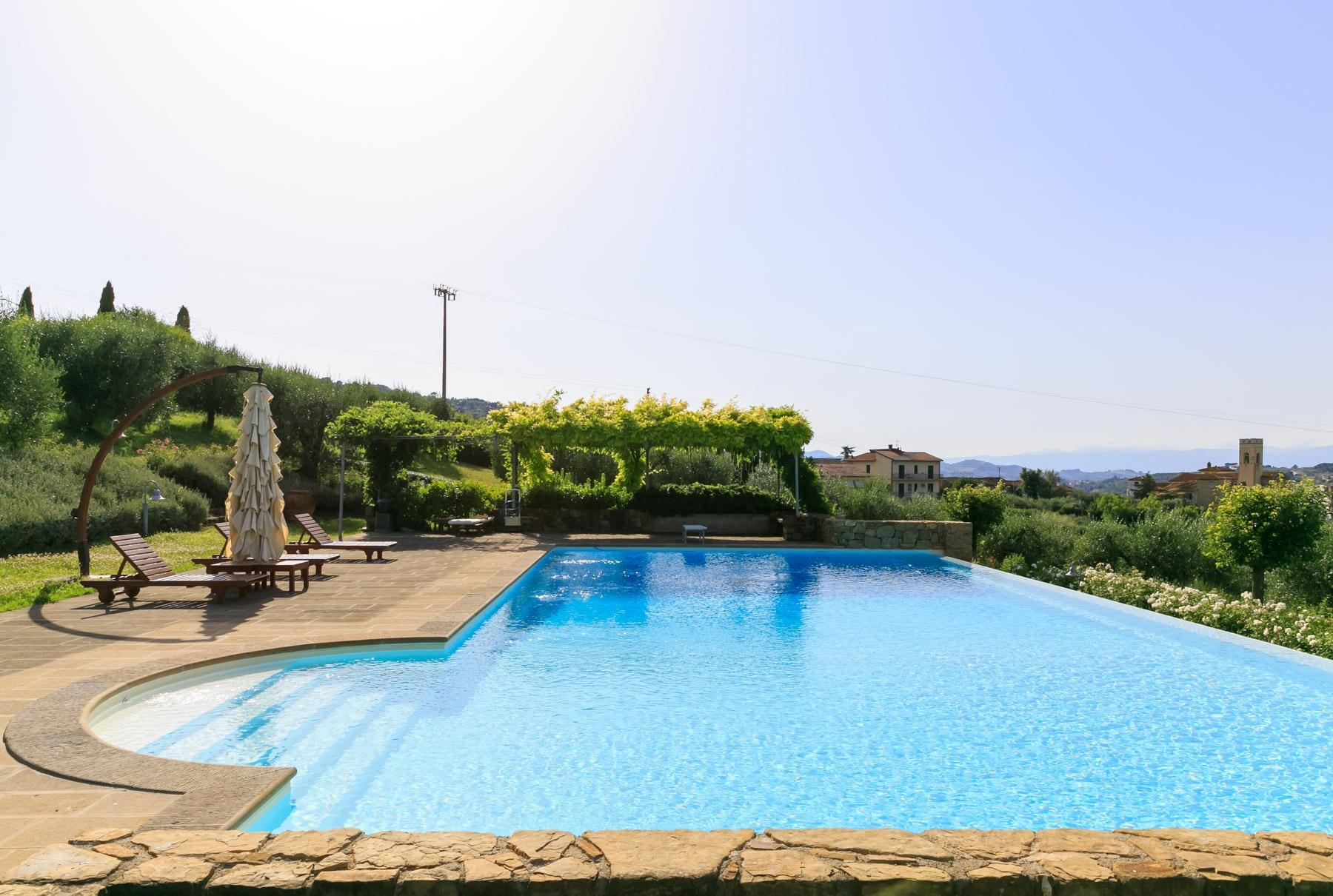 Villa in Vendita a Lastra A Signa: 5 locali, 800 mq - Foto 5