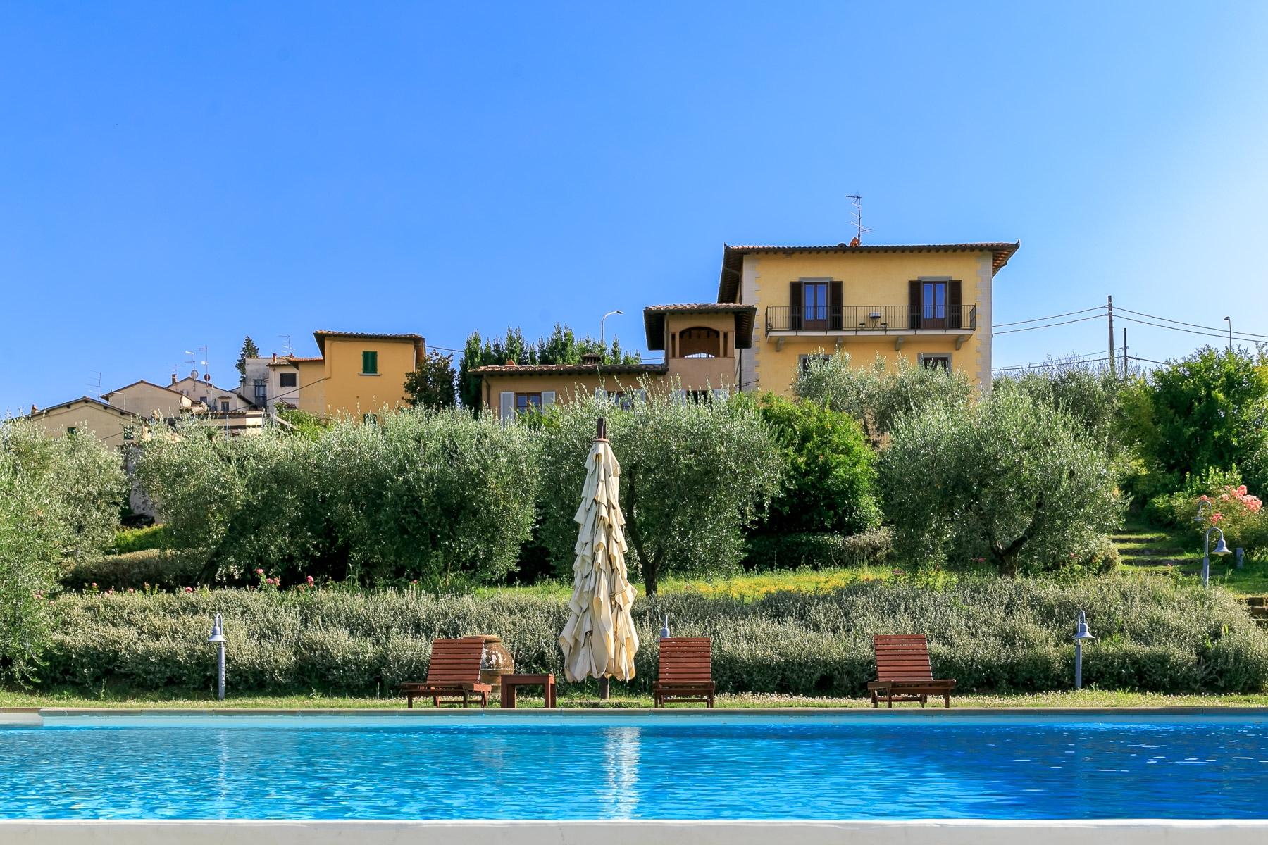Villa in Vendita a Lastra A Signa: 5 locali, 800 mq - Foto 4