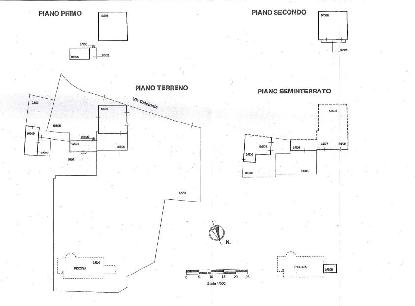Villa in Vendita a Lastra A Signa: 5 locali, 800 mq - Foto 22
