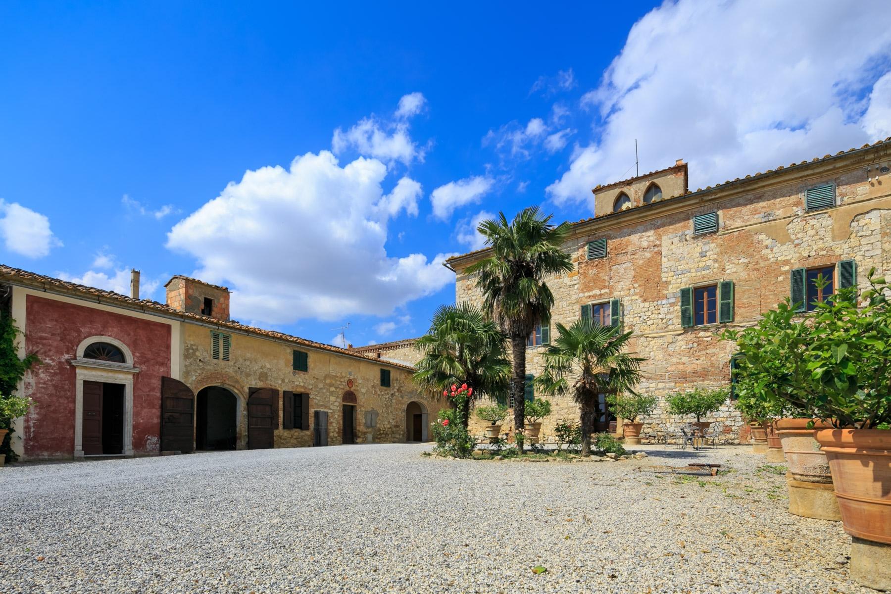 Villa in Vendita a Trequanda: 5 locali, 5200 mq - Foto 3