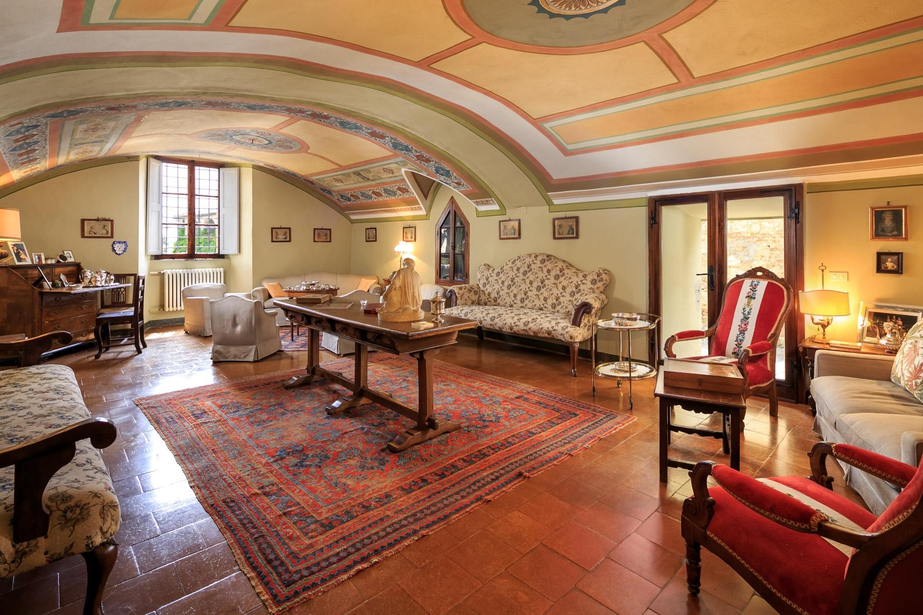Villa in Vendita a Trequanda: 5 locali, 5200 mq - Foto 4