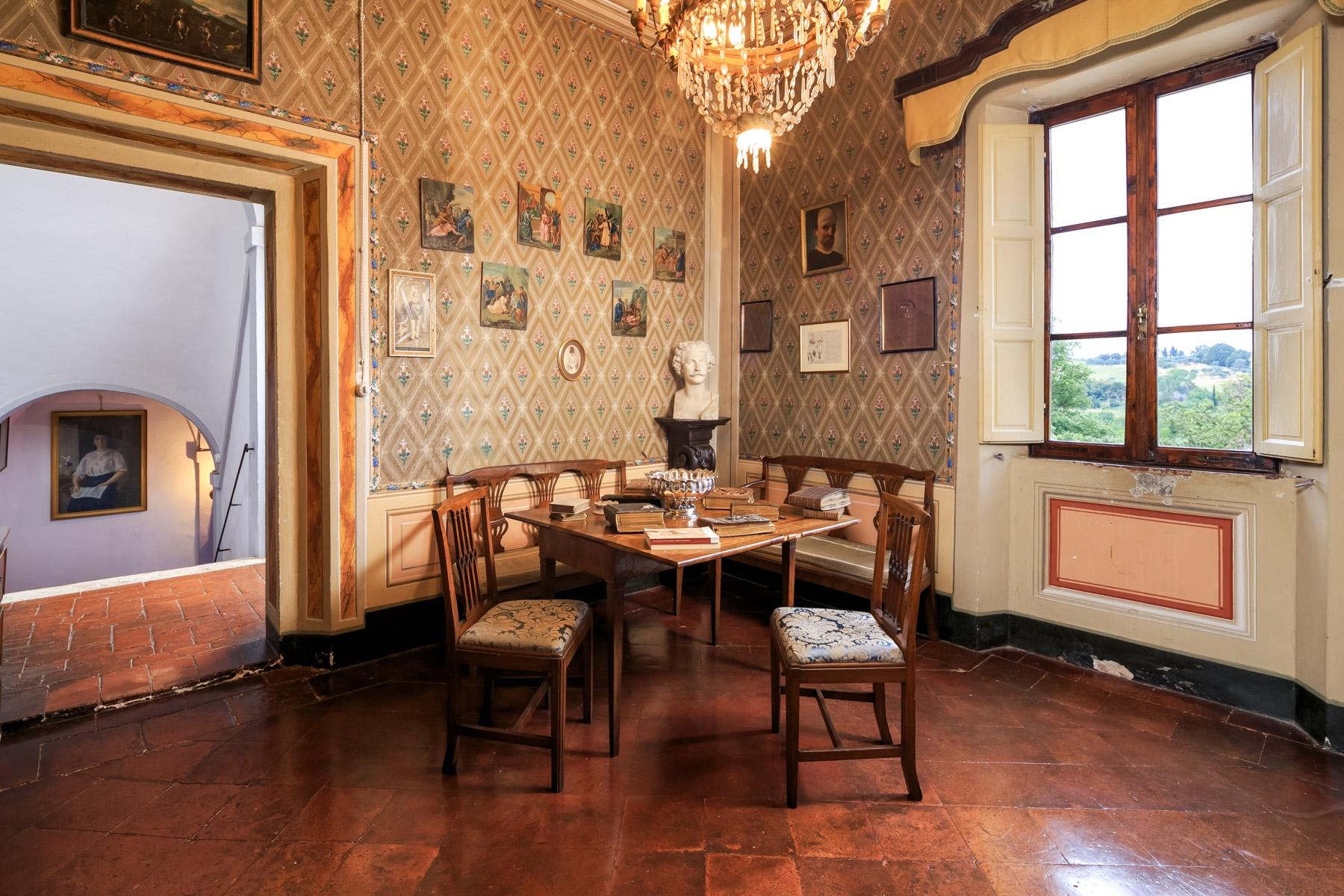 Villa in Vendita a Trequanda: 5 locali, 5200 mq - Foto 5