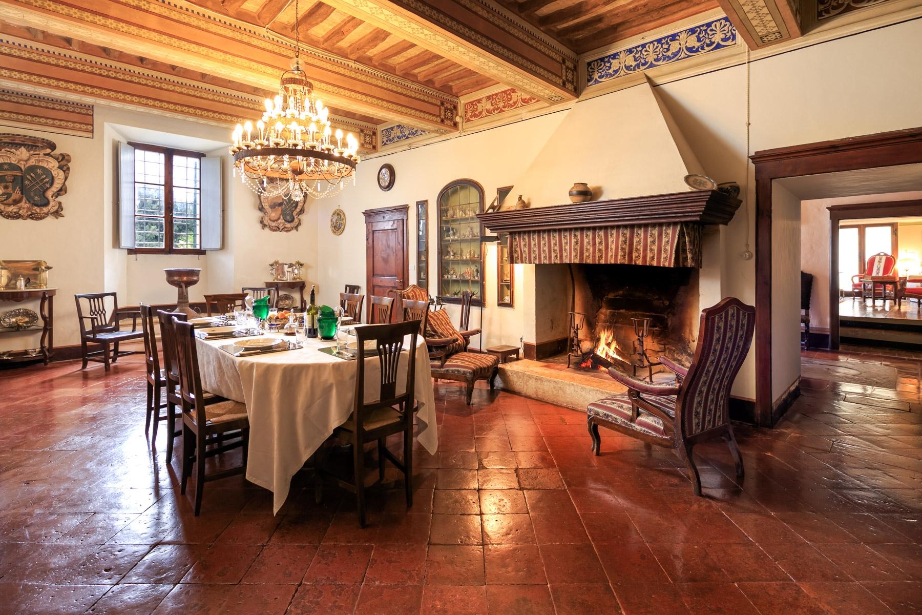 Villa in Vendita a Trequanda: 5 locali, 5200 mq - Foto 7