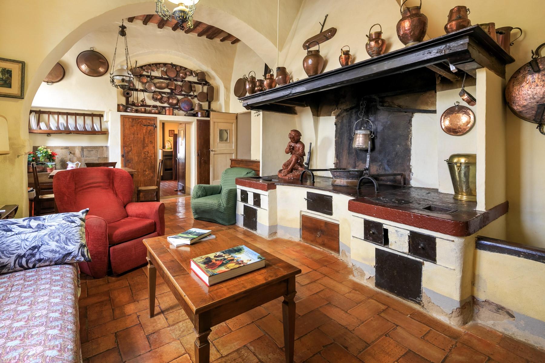Villa in Vendita a Trequanda: 5 locali, 5200 mq - Foto 9